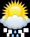 Wetter Entwicklung 01.10.